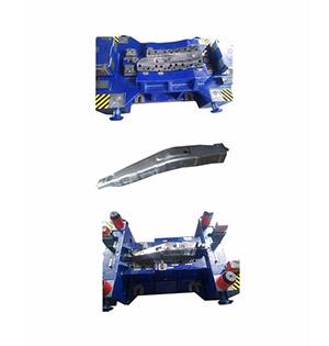 汽车内部件成型模具